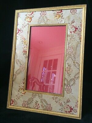 Fine Large Gilt Dore Bronze French Antique Picture Photo Frame