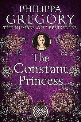 The Constant Princess, Philippa Gregory, New Book