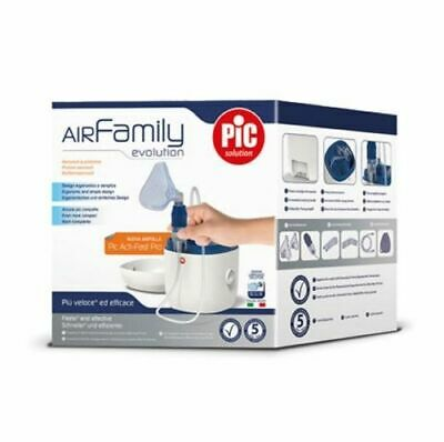 Air Family Evolution  Aerosolterapia Pic Solution