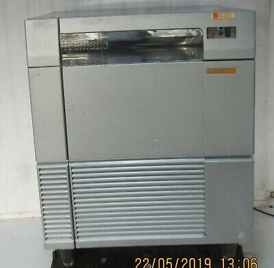 Icematic Free Standing Ice Machine Water Cooled Single Phase Ice Maker