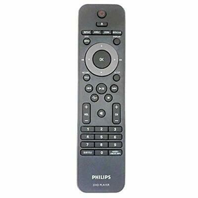 RC-5210 Genuine Philips Remote Control Black Wireless Very Good