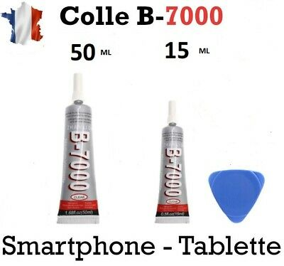 Colle-Glue-Adhésif/B-7000/ 15-50Ml Châssis Smartphone Tablette Iphone Samsung