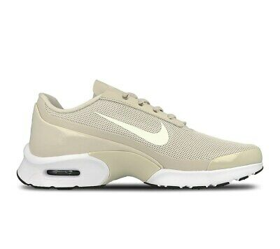 WOMENS NIKE AIR MAX JEWELL Taupe Grey Trainers 896194 202