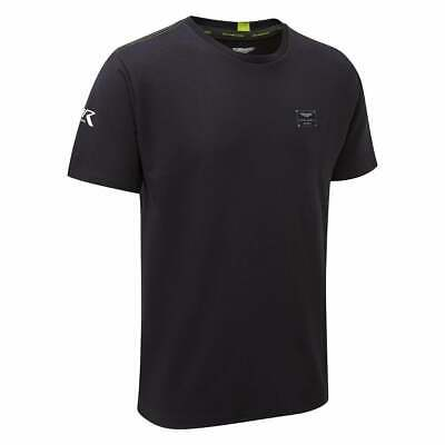 Aston Martin Racing Team Travel T-Shirt 2019 Navy ADULT