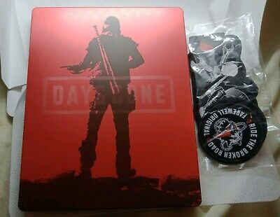 Rare Days Gone Survival Edition steelbook game horror PS4 PlayStation 4 aus