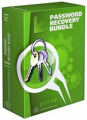 Password Recovery Bundle ✔️Download✔️License key ✔️100%Genuine✔️Instant delivery