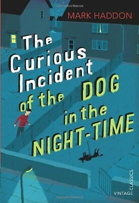 Curious Incident Of The Dog In The Night-time Haddon  Mark