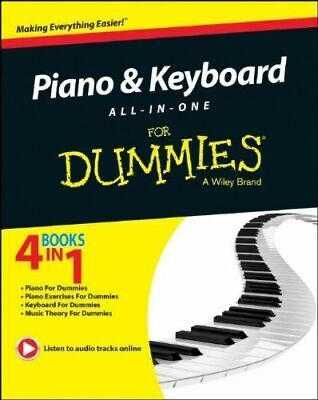 Piano and Keyboard All-in-One For Dummies *PDF Version*