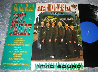 Reno & Smiley – On The Road - Songs Truckers Love - KING STEREO 1964