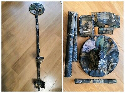 """Full set of cases for Minelab Equinox 600/800 """"Forest"""""""