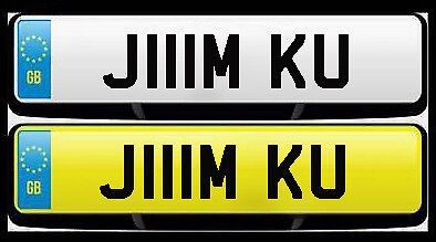 Jim, Jimmy, James private cherished car registration