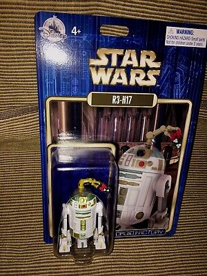 New  Disney Parks Star Wars Droid Factory Holiday Edition Astromech R3-H17