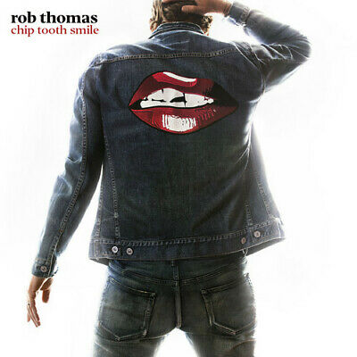 Rob Thomas - Chip Tooth Smile 075678652998 (CD Used Very Good)