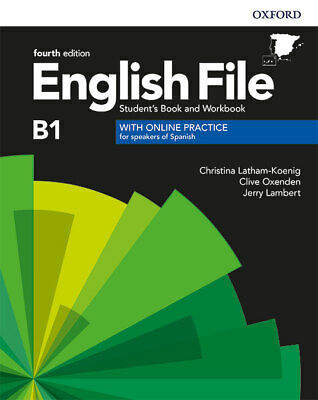 English File 4th Edition Intermediate. Student's Book and Workbook without Key