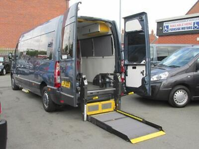 2012 (62) Renault Master 2.3 Lm35 Dci S/R