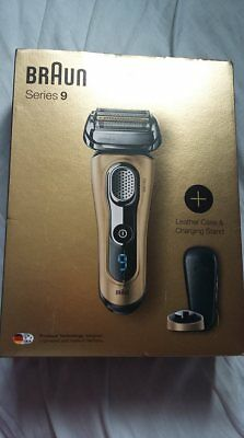 Braun Series 9 9299s Wet&Dry Electric Shaver Limited Edition Matte