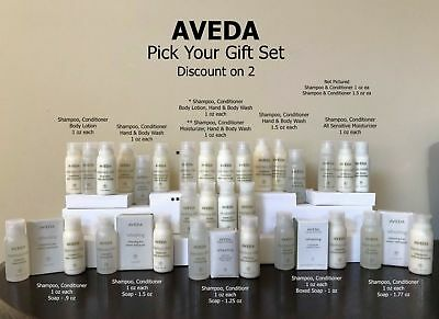 AVEDA Holiday, Special & Any Occasion Gift Set Pick Yours - Discount on 2nd Set!