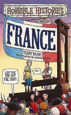 France by Terry Deary (Paperback, 2002)