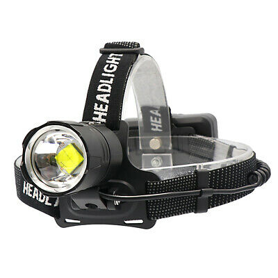50000LM T6 LED Headlamp Headlight USB Rechargeable Head Torch Strong Light