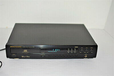 MARANTZ CD 63 SE CD PLAYER-Remote control not included