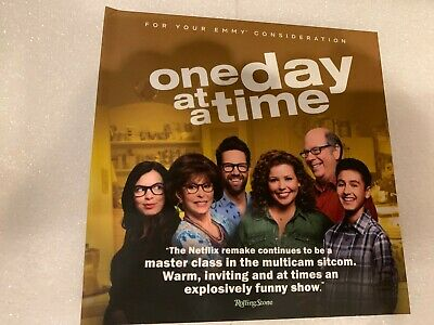 ONE DAY AT A TIME DVD EMMY 2019 Season 3 (4 Episodes) Emmy FYC Rita Moreno