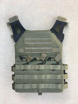MODI JPC Swift Tactical Plate Carrier made by FLYYE Industries - Ranger Green