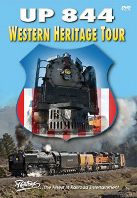 Union Pacific 844 Western Heritage Tour, Pentrex DVD