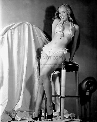Marilyn Monroe Iconic Sex Symbol And Actress - 8X10 Publicity Photo (Nn-165)