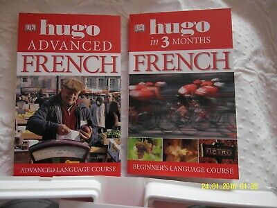 Dk Hugo Complete French Cd Language Course Beginner To Fluency{New Never Used}