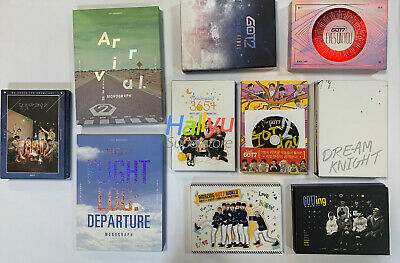 Got7 Official Dvd