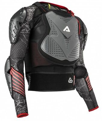 Pettorina Moto Cross Enduro Acerbis Scudo 3.0 Ce  Body Armour L/Xl