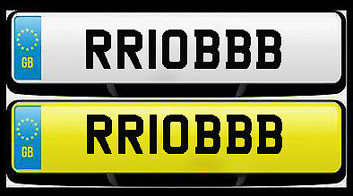 ROBERT, ROB, ROBY, ROBBIE Private Car Registration Plate for Sale, Ferrari, BMW