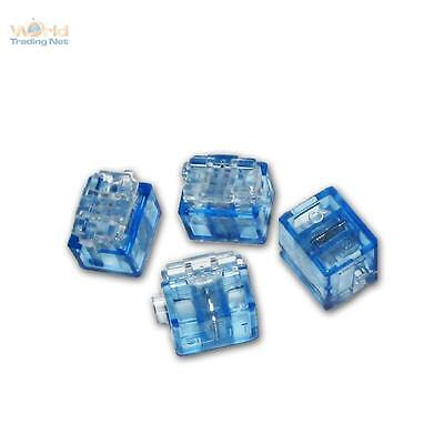 4 x Mini Branch Connector Blue 0,1 to 0,9 mm ² Power Thief