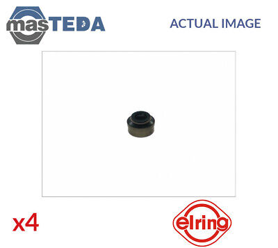 4x ELRING VALVE STEM SEAL SET 143930 I NEW OE REPLACEMENT