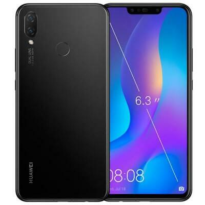 Huawei P Smart Plus 2019 Midnight Black Sual Sim Garanzia Italia 24 Mesi
