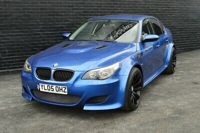 BMW M5 E60 Full Wide Arch Body Kit