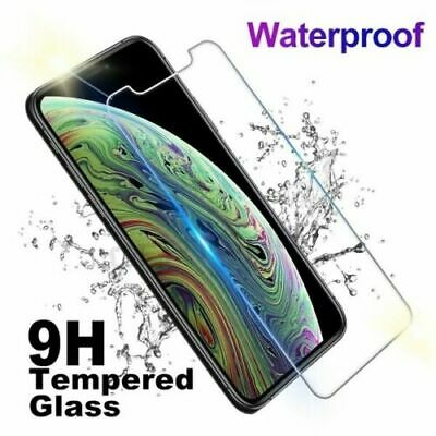 X2 iPhone 11 7 & 8 XS Max XR Full Coverage Tempered Glass Screen Protector