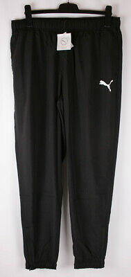 PUMA Herren Jogging Hose ESS No.1 Woven Pants cl, Black, XL