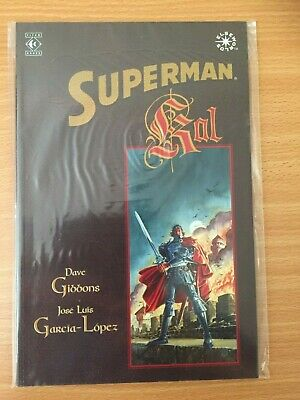 Superman Kal Dave Gibbons TPB DC Comics