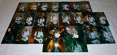 GIL OFARIM x24 REAL PHOTOS 4x6 RARE 1990's LIVE IN CONCERT YOUNG THE MOFFATS