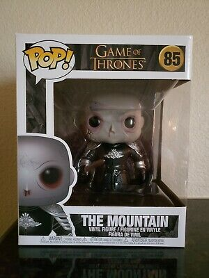 Funko Pop! Tv Game Of Thrones The Mountain Unmasked 6 Inch Pop Figure (Preorder)