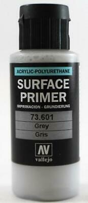 Vallejo Primer Surface Primer - Grey (2 oz.) MINT