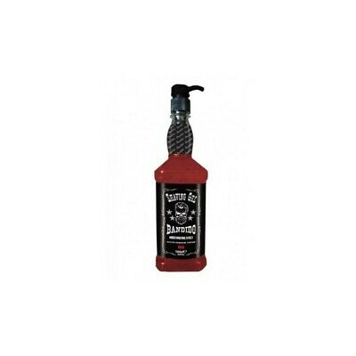Bandido Red Shaving Gel - 1000ml / 1 Litre