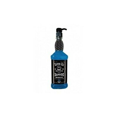 Bandido Blue Shaving Gel - 1000ml / 1 Litre
