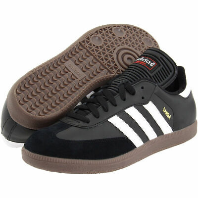 new collection buy cheap fantastic savings ADIDAS SAMBA CLASSIC Leather Indoor Soccer Shoes - Black ...