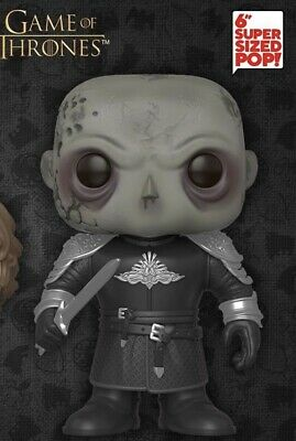 Game of Thrones The Mountain Unmasked 6-Inch Pop! Vinyl Figure Pre Order Oct 19