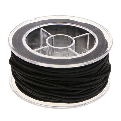 Round Cord Elastic String for Jewelry Making Hats / Beading / Crafts
