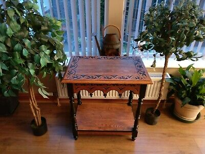 Vintage Hall or Occasional Table - Absolutely Stunning and Unique