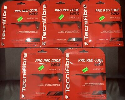 Tecnifibre Red Code Wax 18g (1.10mm)