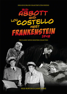 Abbott and Costello Meet Frankenstein 1948 Ultimate Guide Book 14MCM46